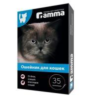 Фотография товара Ошейник для кошек Гамма, размер 35см.