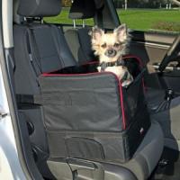 Фотография товара Сумка-подстилка для собак Trixie, размер 45х38х38см.
