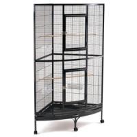 Фотография товара Клетка для птиц Triol, размер 100х64х159см.