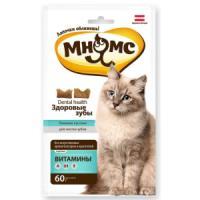 Фотография товара Лакомство для кошек Мнямс, 60 г