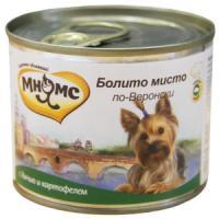Фотография товара Корм для собак Мнямс, 200 г, дичь с картофелем
