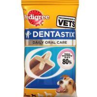 Фотография товара Лакомство для собак Pedigree Denta Stix, 110 г, 7 шт.