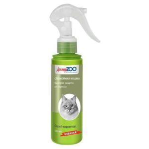 Успокаивающий спрей для кошек Доктор Zoo Спокойная кошка