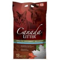 Фотография товара Наполнитель для кошачьего туалета Canada Litter Запах на замке, 18 кг