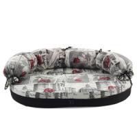 Фотография товара Лежак для собак Гамма Размер 1, размер 1, размер 66х50х8см., цвета в ассортименте