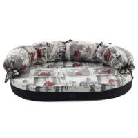 Фотография товара Лежак-диван для собак Гамма Размер 3, размер 3, размер 134х100х8см., цвета в ассортименте