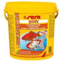 Фотография товара Корм для золотых рыб Sera Goldy, 2 кг
