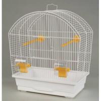 Фотография товара Клетка для птиц Inter-zoo MEGI, размер 43x25x47см., цвета в ассортименте