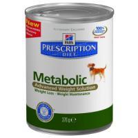 Фотография товара Консервы для собак Hill's Metabolic, 370 г