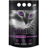 Фотография товара Наполнитель для кошачьего туалета Котяра Силикагелевый, 1.75 кг