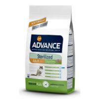 Фотография товара Корм для кошек Advance Sterilized, 1.5 кг, индейка и ячмень