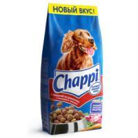 Фотография товара Корм для собак Chappi Сытный мясной обед, 15 кг, говядина