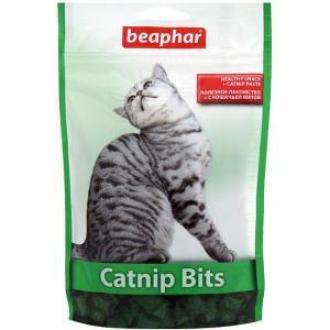 Лакомство для кошек Beaphar Catnip Bits, 150 г