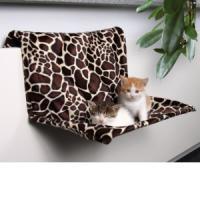 Фотография товара Гамак для кошки Trixie Жираф, размер 48х26х30см.