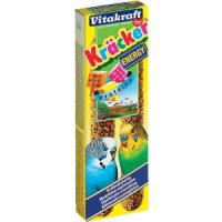 Фотография товара Крекеры для волнистых попугаев Vitakraft Energy, 50 г