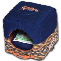 Фотография товара Домик для собак и кошек Katsu Уют S S, 1 кг, размер 30х30х16см., синий