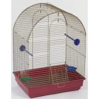 Фотография товара Клетка для птиц Велес Lusy Gold, 1 кг, размер 30х42х65см.