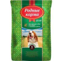 Фотография товара Корм для собак Родные корма 23/10, 16.38 кг, ягненок