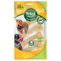 Фотография товара Лакомства для собак Triol, 25 г, сыромятная кожа, 4 шт.