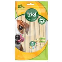 Фотография товара Лакомства для собак Triol, 20 г, сыромятная кожа, 8 шт.