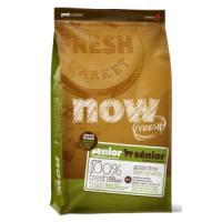 Фотография товара Корм для собак Now Natural Holistic Fresh Small Breed Senior, 2.72 кг, индейка с уткой и овощами
