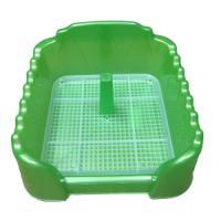 Фотография товара Лоток для собак Homepet, размер 40х40см., зеленый