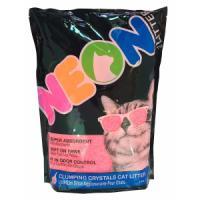 Фотография товара Наполнитель для кошек Neon Pink, 1.8 кг