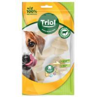 Фотография товара Лакомства для собак Triol, 35 г, сыромятная кожа, 3 шт.