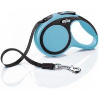 Фотография товара Поводок-рулетка для собак Flexi New Comfort XS, синий