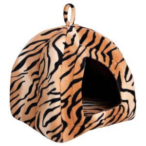 Домик для кошек и собак Trixie Nelo, размер 35х40х35см., тигровый