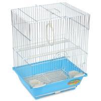Фотография товара Клетка для птиц Triol 2105Z, размер 30х23х39см., цвета в ассортименте