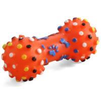 Фотография товара Игрушка для собак Triol 73020 S, размер 4.5х10.5см., оранжевый