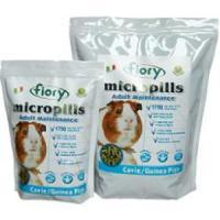 Фотография товара Корм для морских свинок Fiory Micropills, 910 г, травы