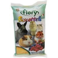 Фотография товара Бисквиты для грызунов Fiory Biscottelli, 54 г, ягоды
