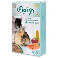 Фотография товара Корм для морских свинок и шиншилл Fiory Indy , 975 г, травы, овощи