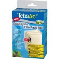 Фотография товара Фильтрующие картриджи для внутреннего фильтра Tetra  EC 600, 71 г