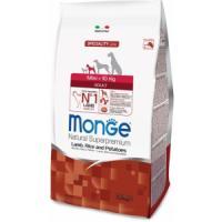 Фотография товара Корм для собак Monge Dog Speciality, 2.5 кг, ягненок, рис, картофель