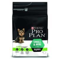 Фотография товара Корм для щенков Pro Plan Puppy Small & Mini, 700 г, курица