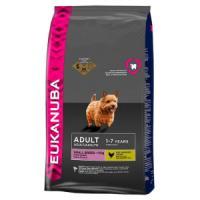 Фотография товара Корм для собак Eukanuba Adult Small Breed, 15 кг, курица