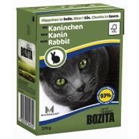 Фотография товара Корм для кошек Bozita Rabbit, 370 г, кролик