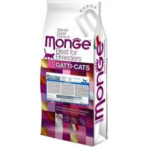 Корм для кошек Monge Urinary, 10 кг