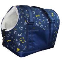 Фотография товара Сумка-переноска для собак и кошек Dogman Лакки М, размер 33х23х23см., цвета в ассортименте