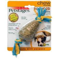 Фотография товара Игрушка для собак Petstages Dogwood Cone, размер 14см.