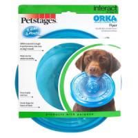 Фотография товара Игрушка для собак Petstages Orka Flyer M, размер 22см.