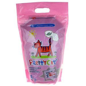 Наполнитель для кошачьего туалета Pretty Cat Euro Mix, 5 кг
