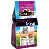 Фотография товара Корм для кошек MEGLIUM Cat Adult, 15 кг, курица и индейка