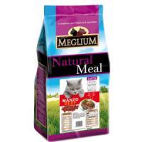 Фотография товара Корм для кошек MEGLIUM Cat Adult, 15 кг, говядина