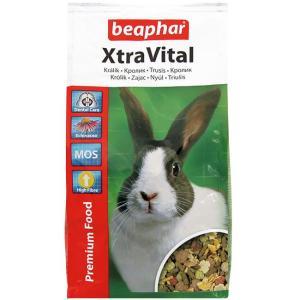 Корм для кроликов Beaphar XtraVital, 1 кг