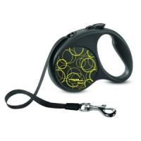 Фотография товара Поводок-рулетка для собак Triol by Flexi Fun Neon L