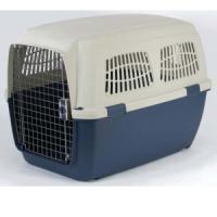 Фотография товара Переноска для собак Marchioro Clipper Cayman, размер 6, 9.18 кг, размер 93х65х68см., сине-бежевый